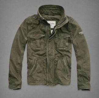 Куртка Boundary Peak Jacket (Abercrombie & Fitch) olive