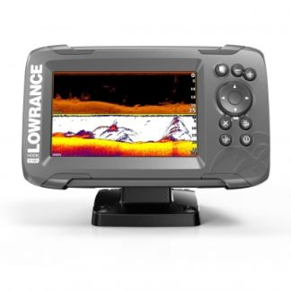 Картплоттер Lowrance HOOK2-5 SPLITSHOT US COASTAL/ROW