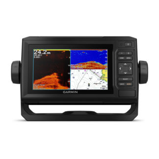 Катрплоттер Garmin Echomap Plus 62cv с трансдьюсером GT20