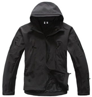 Куртка Shark Skin Soft Shell black