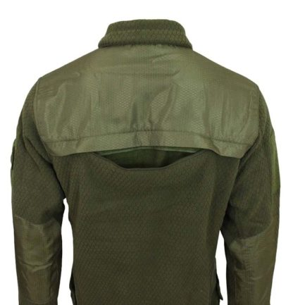 Куртка флисовая Mil-Tec HEXTAC Elite Fleece (Olive)